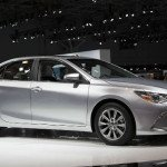 2016 Toyota Camry XLE Model