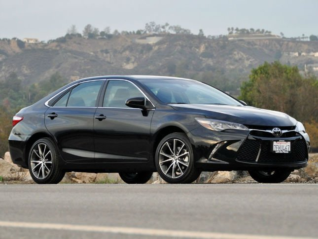 2016 toyota camry xse black. Black Bedroom Furniture Sets. Home Design Ideas