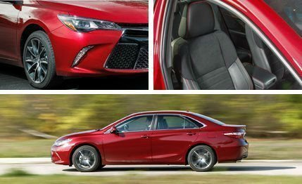 2016 Toyota Camry XSE Redesign