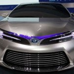 2016 Toyota Corolla Facelift