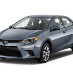 2016 Toyota Corolla L Automatic