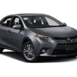 2016 Toyota Corolla L Manual Edition