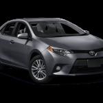 2016 Toyota Corolla L Manual Edition