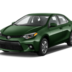 2016 Toyota Corolla LE ECO Plus (Green)