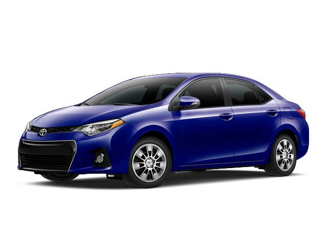 2016 toyota corolla s plus blue crush. Black Bedroom Furniture Sets. Home Design Ideas