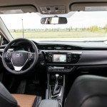2016 Toyota Corolla S Plus Interior