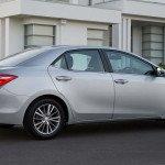 2016 Toyota Corolla Sport HP