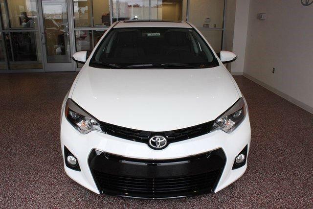 2016 Toyota Corolla Sport Premium