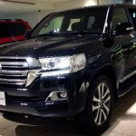 2016 Toyota Land Cruiser 200 Series