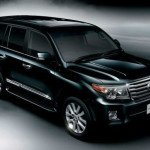 2016 Toyota Land Cruiser 200 South Africa