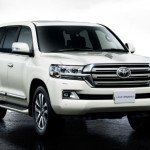 2016 Toyota Land Cruiser Model