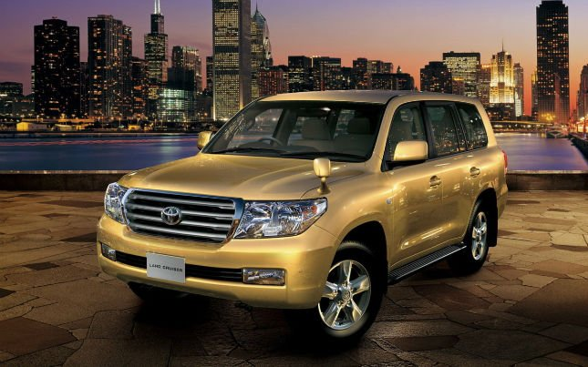 2016 Toyota Land Cruiser UTE