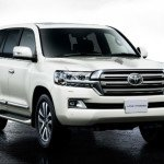 2016 Toyota Land Cruiser v8