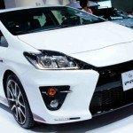 2016 Toyota Prius (White)