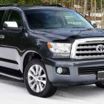 2016 Toyota Sequoia Changes
