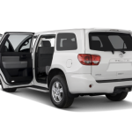 2016 Toyota Sequoia Doors
