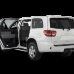 2016 Toyota Sequoia Doors
