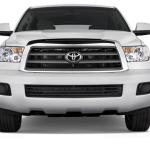 2016 Toyota Sequoia Facelift