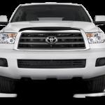2016 Toyota Sequoia Facelift