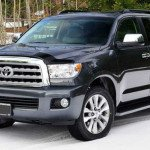 2016 Toyota Sequoia Limited Black