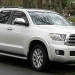 2016 Toyota Sequoia Limited Model