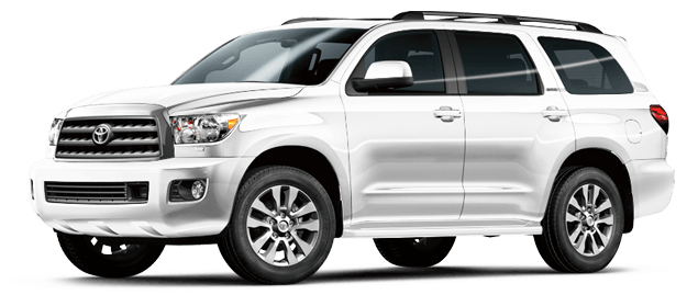 2016 Toyota Sequoia Limited Silver