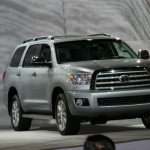 2016 Toyota Sequoia Platinum Model