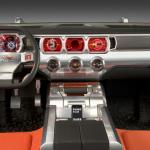 2016 Hummer H4 Interior