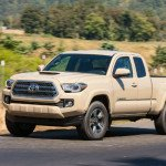 2016 Toyota Tacoma TRD Sport Manual Transmission