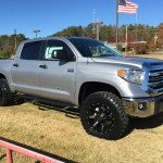 2016 Toyota Tundra Crewmax Lifted