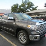 2016 Toyota Tundra Crewmax Limited