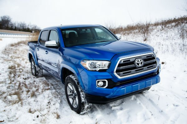 2016 Toyota Tundra Double Cab Limited