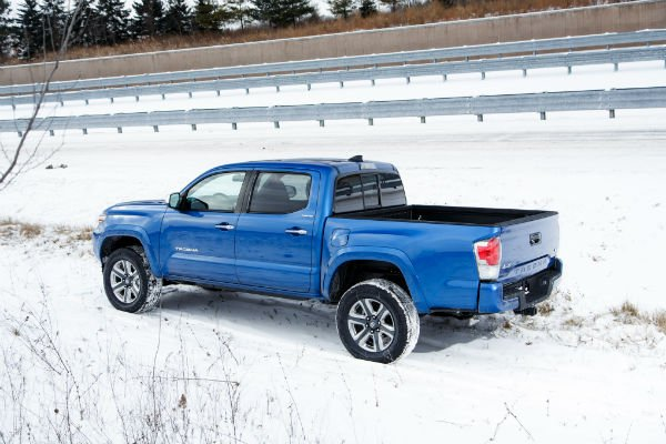 2016 Toyota Tundra Double Cab Long Bed
