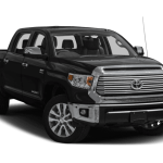 2016 Toyota Tundra Limited Crewmax