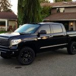 2016 Toyota Tundra Platinum Lifted