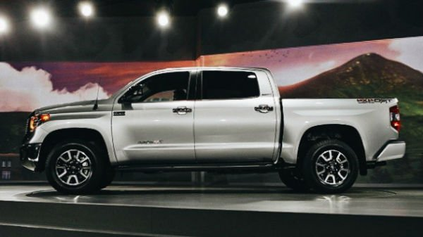 2016 Toyota Tundra Platinum Model