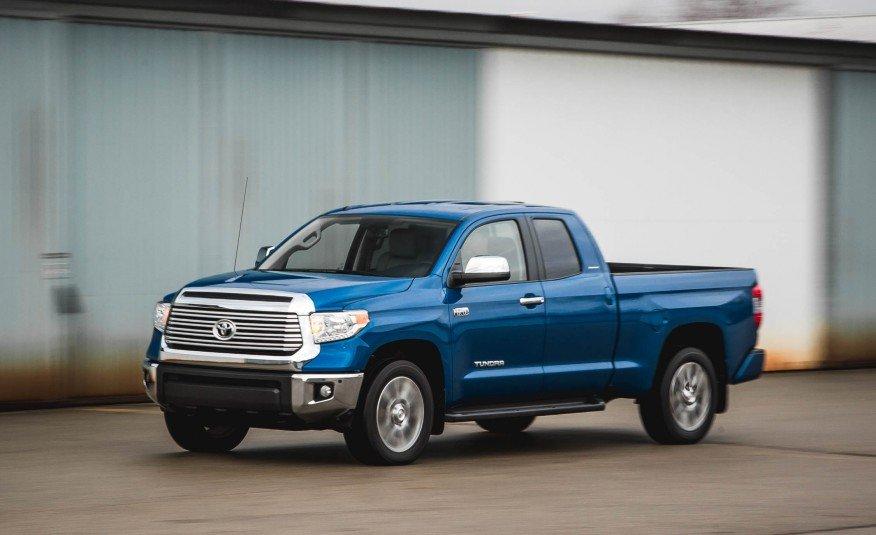 2016 Toyota Tundra Redesign