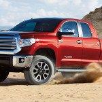 2016 Toyota Tundra Test Drive