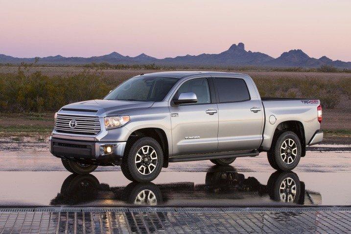 2016 Toyota Tundra Wallpaper