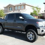 2016 Toyota Tundra lifted