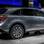2017 Acura MDX Changes