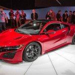 2017 Acura NSX Release
