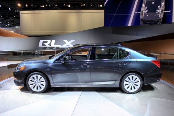 2017 acura rlx sport hybrid. Black Bedroom Furniture Sets. Home Design Ideas