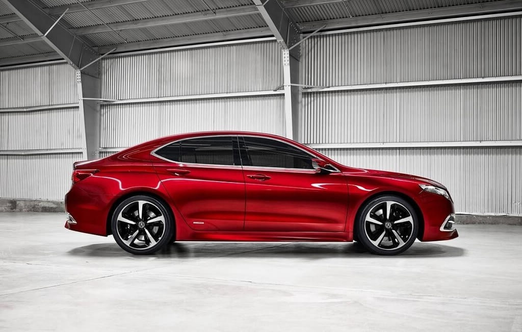 2017 Acura Tlx Changes Coupe