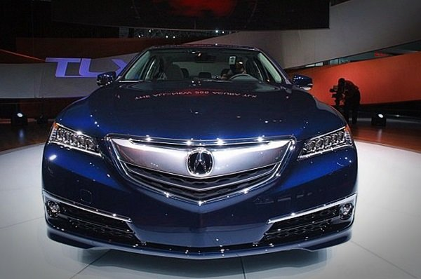 2017 acura tlx facelift. Black Bedroom Furniture Sets. Home Design Ideas