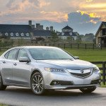 2017 Acura TLX Release