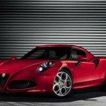 2017 Alfa Romeo 4c SUV