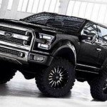 2017 Ford Bronco Black