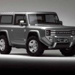 2017 Ford Bronco II