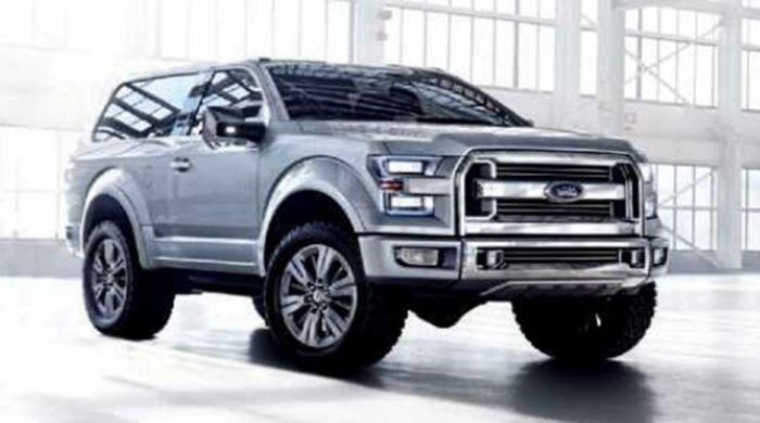2017 Ford Bronco Images